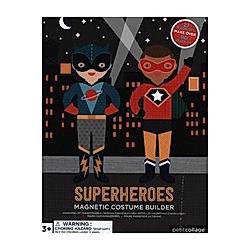 Magnetspiel Anziehfiguren Superhelden