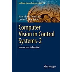 Computer Vision in Control Systems-2 - Buch