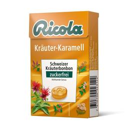 RICOLA o.Z.Box Kräuter-Karamell Bonbons 50 g
