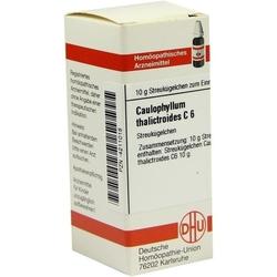 CAULOPHYLLUM THALICTROIDES C 6 Globuli 10 g