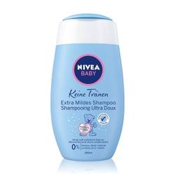 NIVEA BABY Keine Tränen  szampon dla niemowląt  200 ml