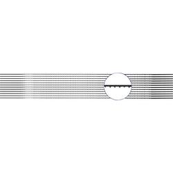 Laubsägeblatt für Metalle 12er-Pack 810442 Sägeblatt
