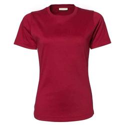 Interlock T-Shirt | TeeJays rot M
