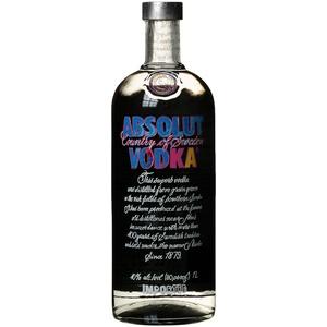 Absolut Vodka Warhol Edition (1 x 1 l)