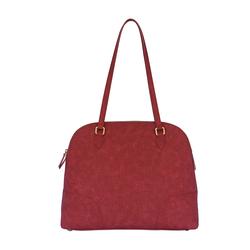 Silvio Tossi Damen Handtasche weinrot, Größe One Size, 4126638