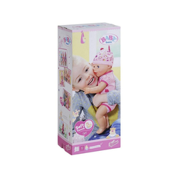 Zapf Creation® Babypuppe Zapf 826065 - Baby Born - Puppe, Soft Touch, 43 cm, Girl