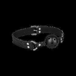 Atmungsaktiver Ball-Knebel, 4,4 cm