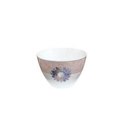 Goebel Teelichthalter Lotusblüte Rosé Lotus Yin Yang bunt