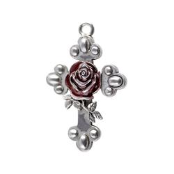 Adelia´s Amulett, Amulett Anhänger Rosenkreuz