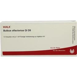 BULBUS OLFACTORIUS GL D 5 Ampullen 10 ml