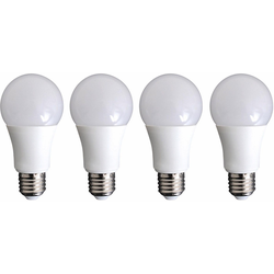 näve LED Leuchtmittel E27/9W 4er-Set