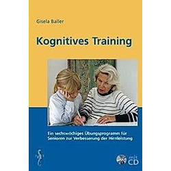Kognitives Training, m. CD-ROM