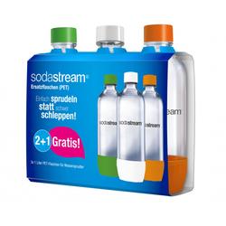 Sodastream PET-Flasche 2+1 1 l