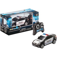 REVELL Auto BMW X6 Police 2CH RTR 24655