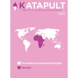 KATAPULT Magazin Ausgabe 22: Buch von