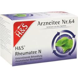 H&S Rheumatee N Filterbeutel 40 g