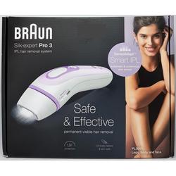 Braun IPL-Haarentferner Braun Silk-Expert Pro 3 PL3011 IPL Haarentfernungs
