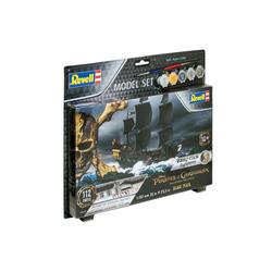 Revell® Modellbausatz Model Set Black Pearl 65499