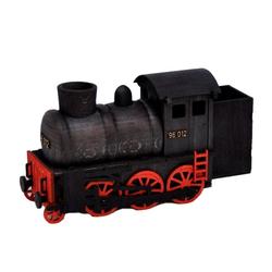 KNOX Räuchermännchen 372000, Räucher-Dampflock HL-720 9, Räucherkerzen Eisenbahn, Made in Germany