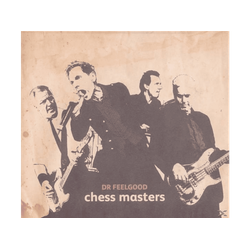 DR.FEELGOOD - Chess Masters (CD)
