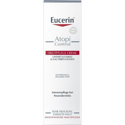 Eucerin AtopiControl Akut Creme