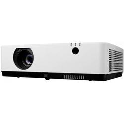 NEC Beamer LCD Helligkeit: 3700lm 1280 x 800 WXGA 16000 : 1 Weiß