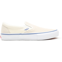 Vans - Mens Skate Slip-On Off White - Sneakers - Größe: 12 US