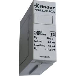 Finder 7P.20.1.000.0020 Überspannungsschutz-Ableiter steckbar Überspannungsschutz für: Verteilers