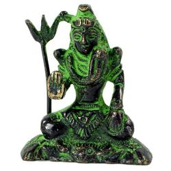 Guru-Shop Dekofigur Shiva Talisman aus Indien - Motiv 5
