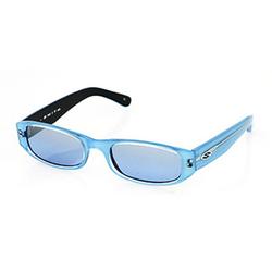 SMITH SLIM Sonnenbrille pearl blue/blue gradient mirror
