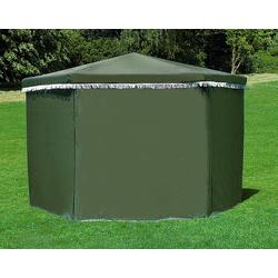 promadino Pavillon-Schutzhülle, für Pavillon Marburg, grün