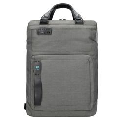 Piquadro P16 Business Rucksack 42 cm Laptopfach grey