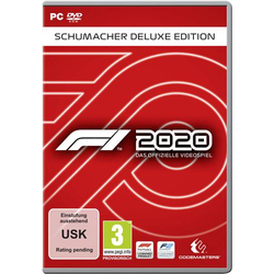 F1 2020 Schumacher Deluxe Edition PC USK: 0