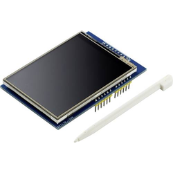 TRU COMPONENTS Touchscreen-Monitor 7.1cm (2.8 Zoll) 320 x 240 Pixel inkl. Touchpen