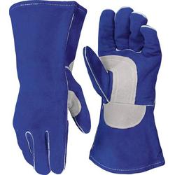 Toparc 045873 Rindspaltleder Schweißerhandschuh Größe (Handschuhe): 10 EN 388-2003 , EN 420 , EN