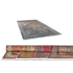 Teppich Kaschmir Seide(LB 90x60 cm)