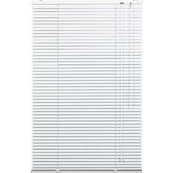Jalousie, LICHTBLICK ORIGINAL, freihängend, Aluminium weiß 90 cm x 220 cm