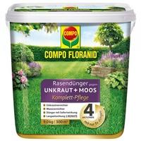 Compo Floranid Rasendünger Unkraut + Moos 9 kg