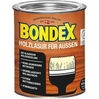 Bondex Holzlasur für Aussen 4,8 l Mahagoni
