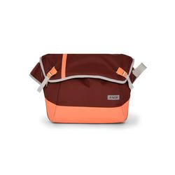 AEVOR Messenger Bag, Recycled PET rot