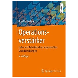 Operationsverstärker. Joachim Federau  - Buch