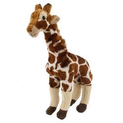 Teddys Rothenburg Kuscheltier Giraffe Gerda 25 cm stehend (Stoffgiraffe Plüschgiraffe, Giraffen Stofftiere Plüschtiere)