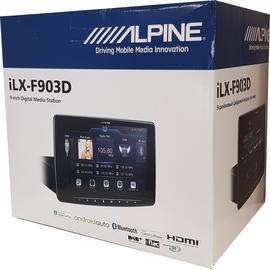 Alpine ilx-f903d