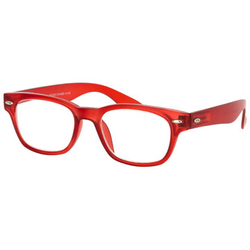 I Need You Lesebrille WOODY 4919 rot Lesehilfe