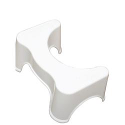 WC-Hocker passend für alle Toiletten weiß