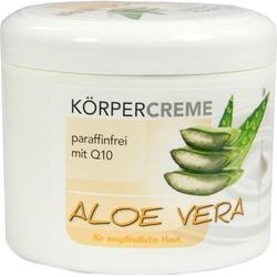 Aloe Vera Körpercreme mit Q10