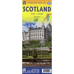 Scotland Map 1 : 370 000