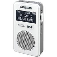 Sangean DPR-34+ weiß
