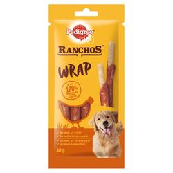 (4,48 EUR/100g) Pedigree Wrap 40 g