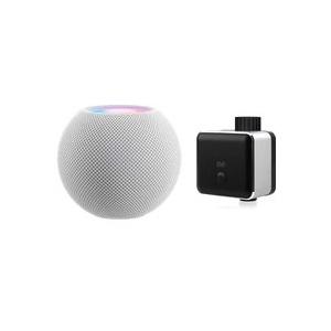 Apple HomePod mini + Eve Aqua